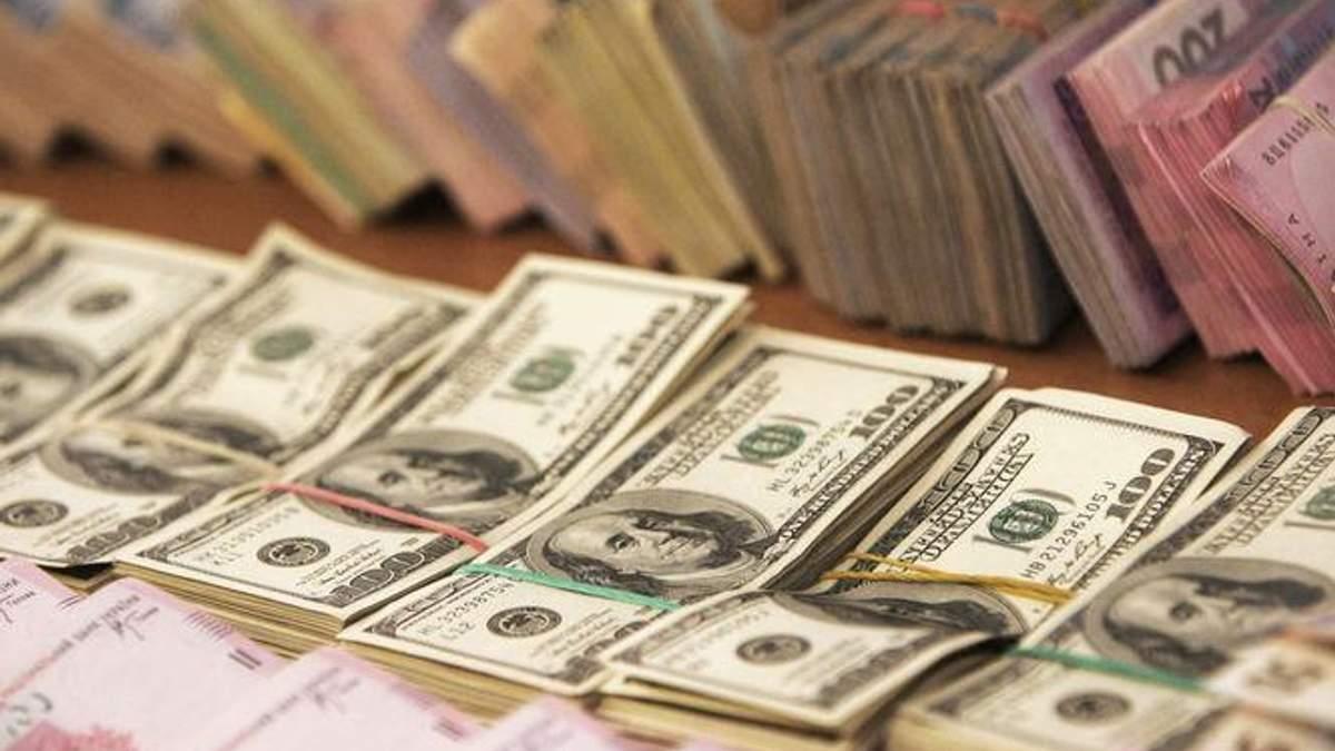 Готівковий курс валют на 30-10-2018: курс долару та євро