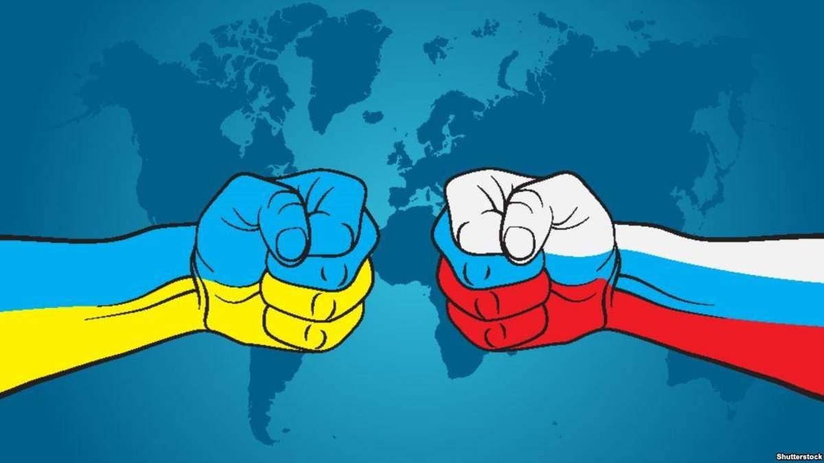 Санкции России против Украины 2018: список имен и компаний