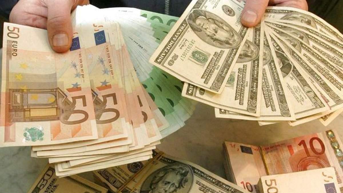 Готівковий курс валют 6 листопада: євро та долар стрімко падають