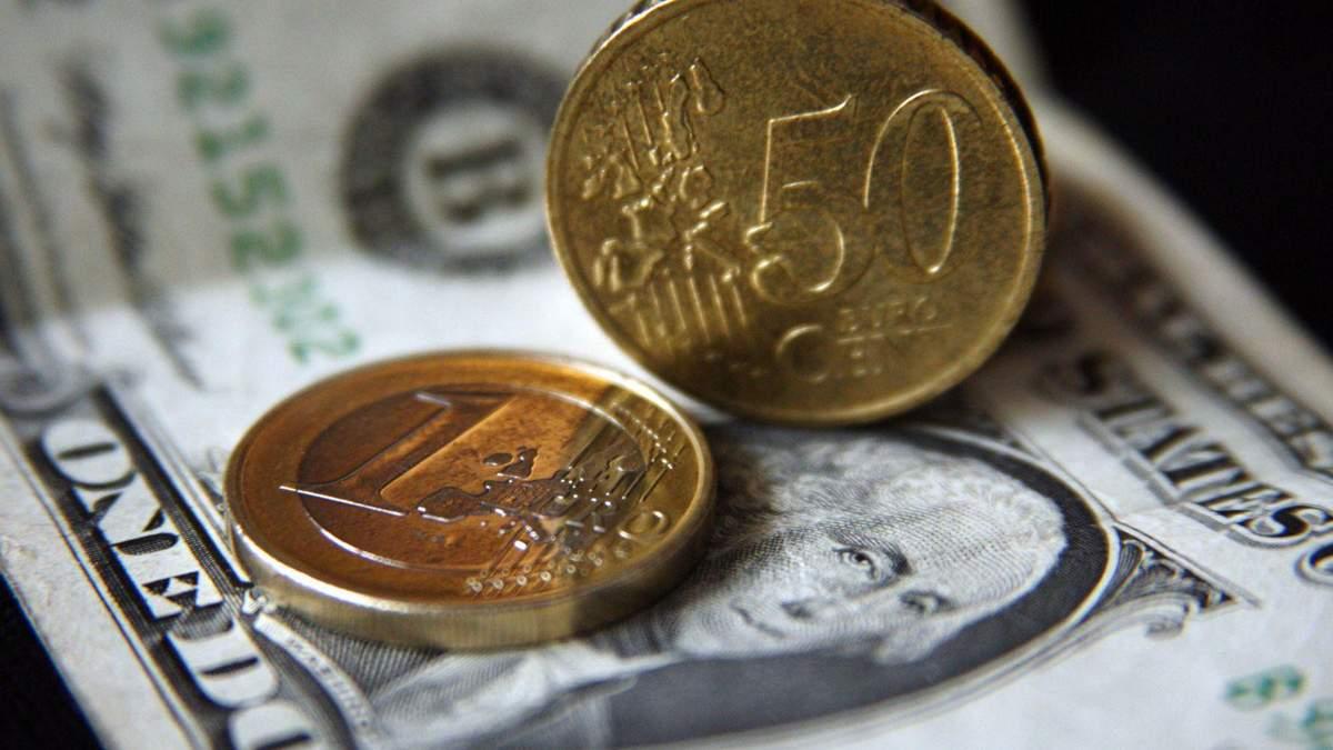 Курс валют НБУ на 07-11-2018: курс долара, курс євро
