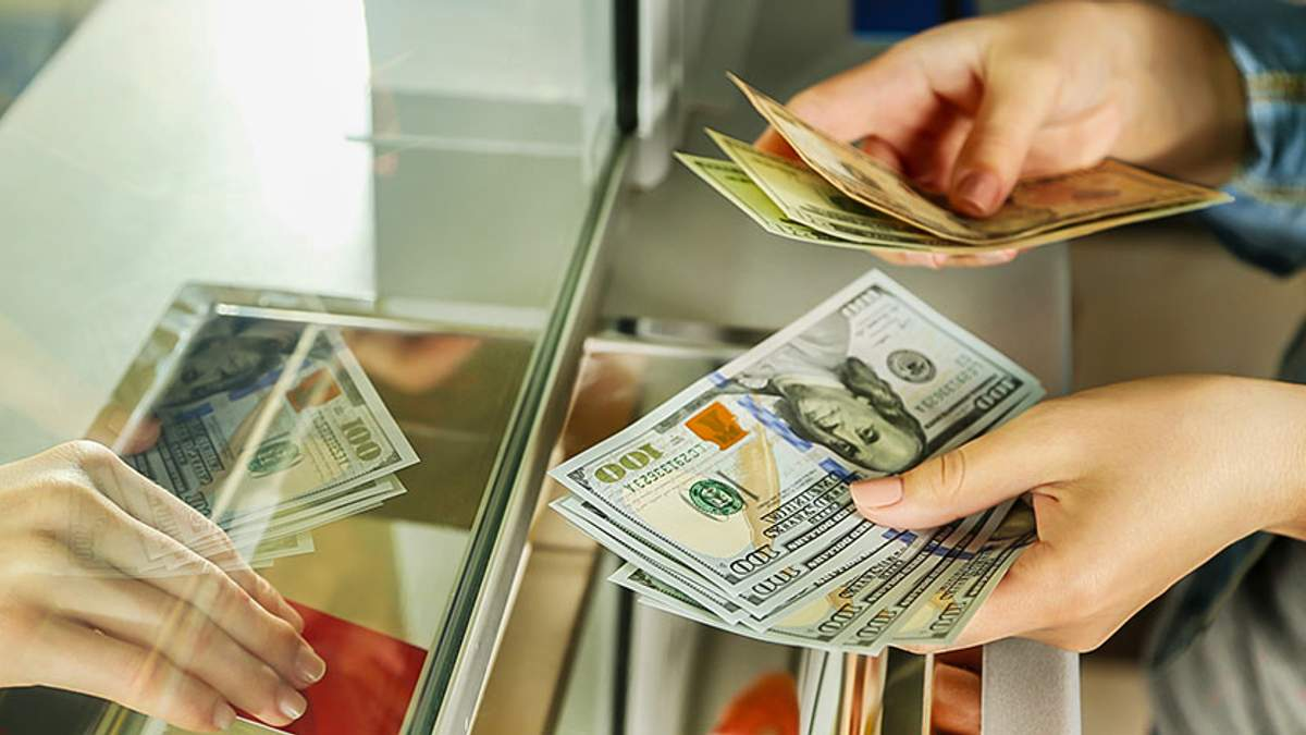 Курс валют НБУ на 12 листопада