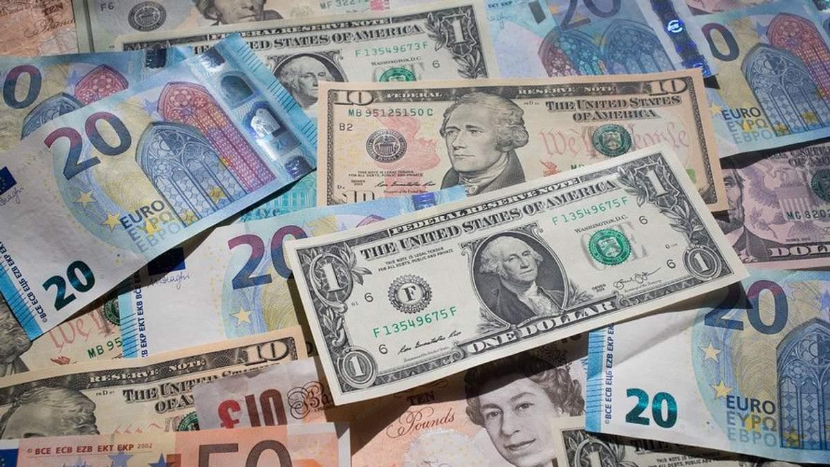 Наличный курс валют 12 ноября в Украине