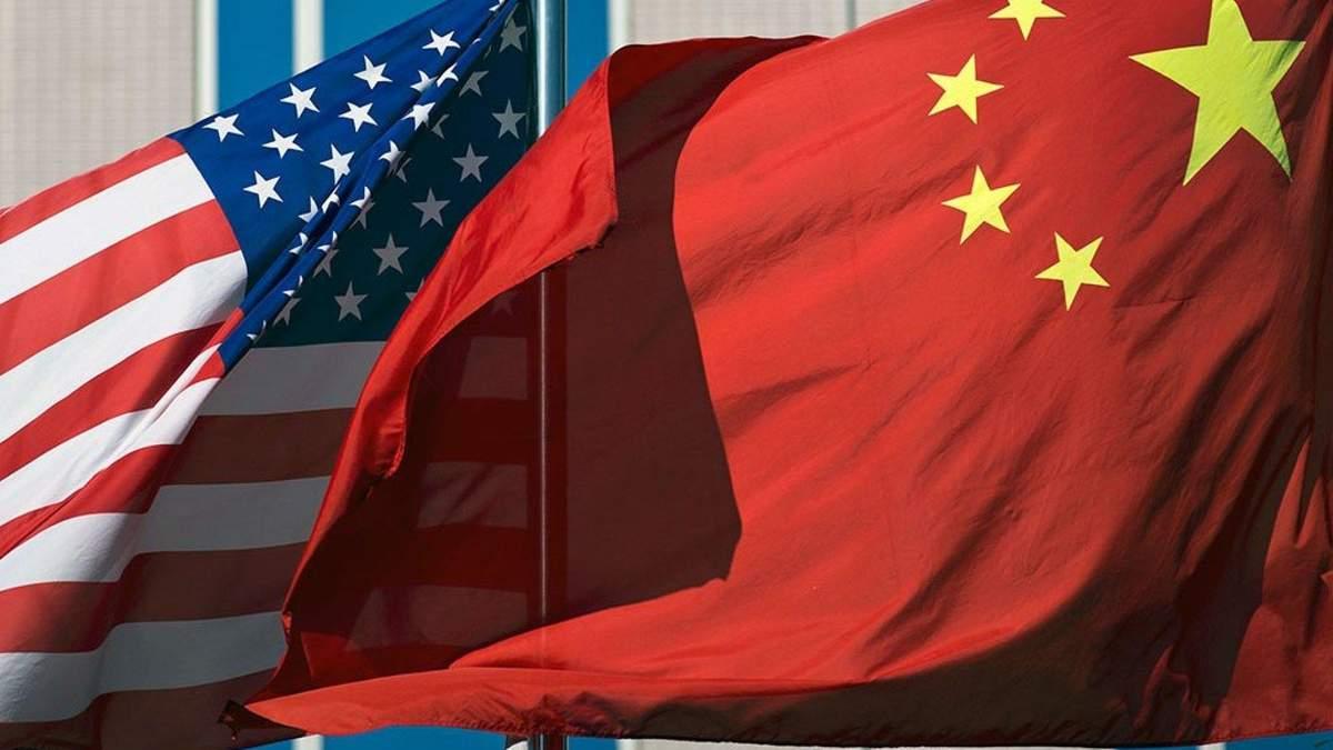 США ожидает инициативу из Китая