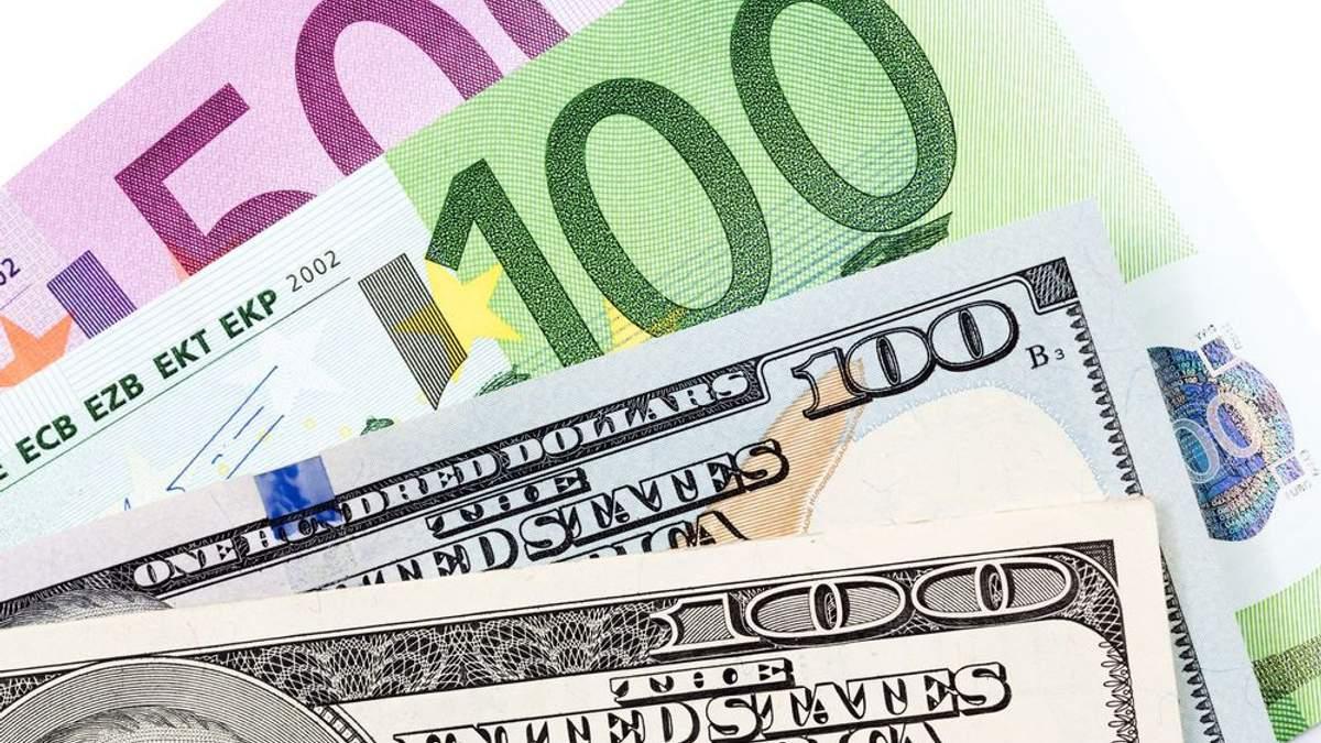 Готівковий курс валют на 28-11-2018: курс долару та євро