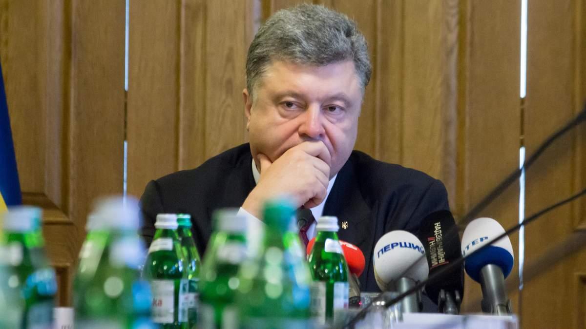 Порошенко назвал главную цель атаки России по украинским кораблям на Азове
