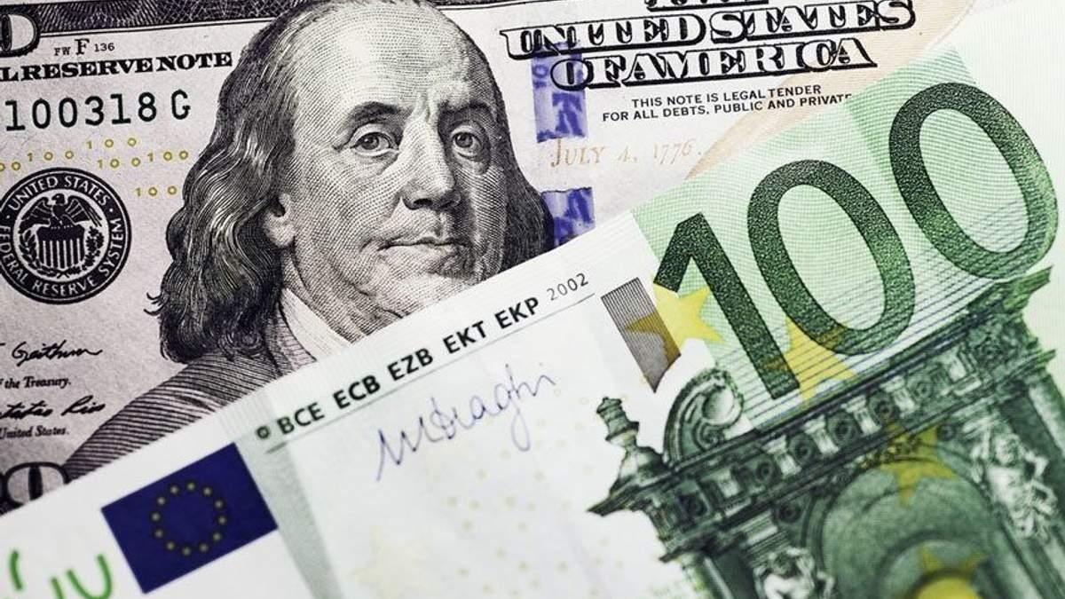 Курс валют НБУ на сьогодні 4 грудня 2018 - курс долара, курс євро