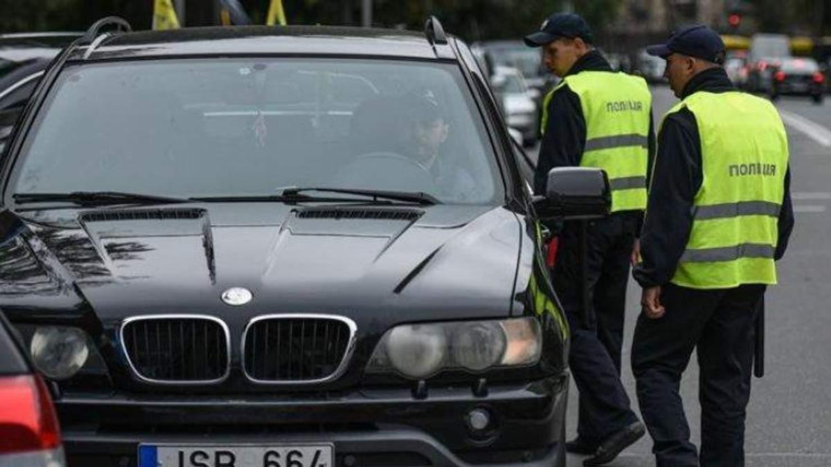 Когда начнут наказывать нарушителей правил ввоза автомобилей на европейских номерах
