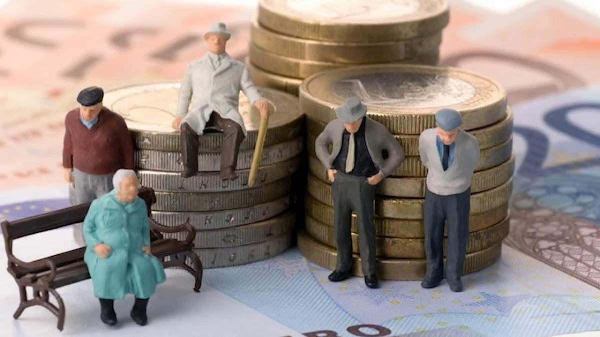 Украина увеличит расходы на выплату пенсий из госбюджета-2018