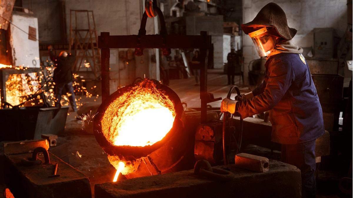 Промышленники обеспечивают больше всего рабочих мест в Украине