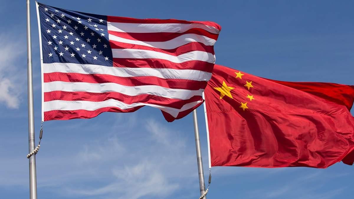 Трамп відзначив суттєвий прогрес в торгових переговорах Китаю і США