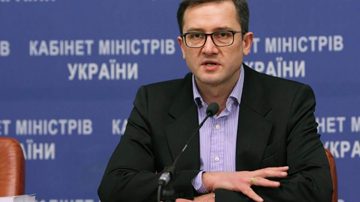 Ігор Уманський звільнився з посади радника президента України