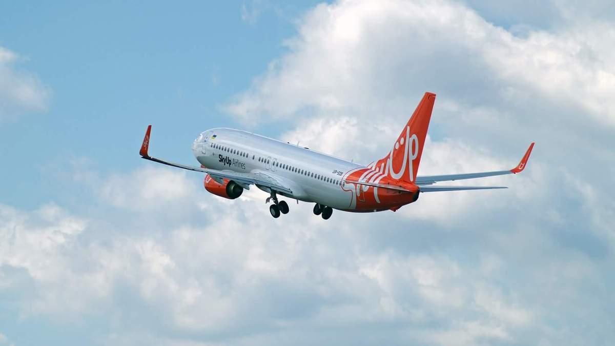 SkyUp планирует начать в 2019 году полеты из аэропорта Черкассы