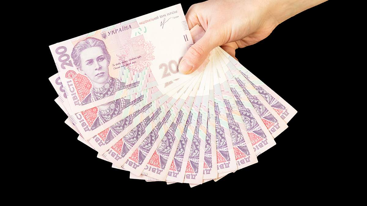Украинцам обещают среднюю зарплату в 12 000 гривен