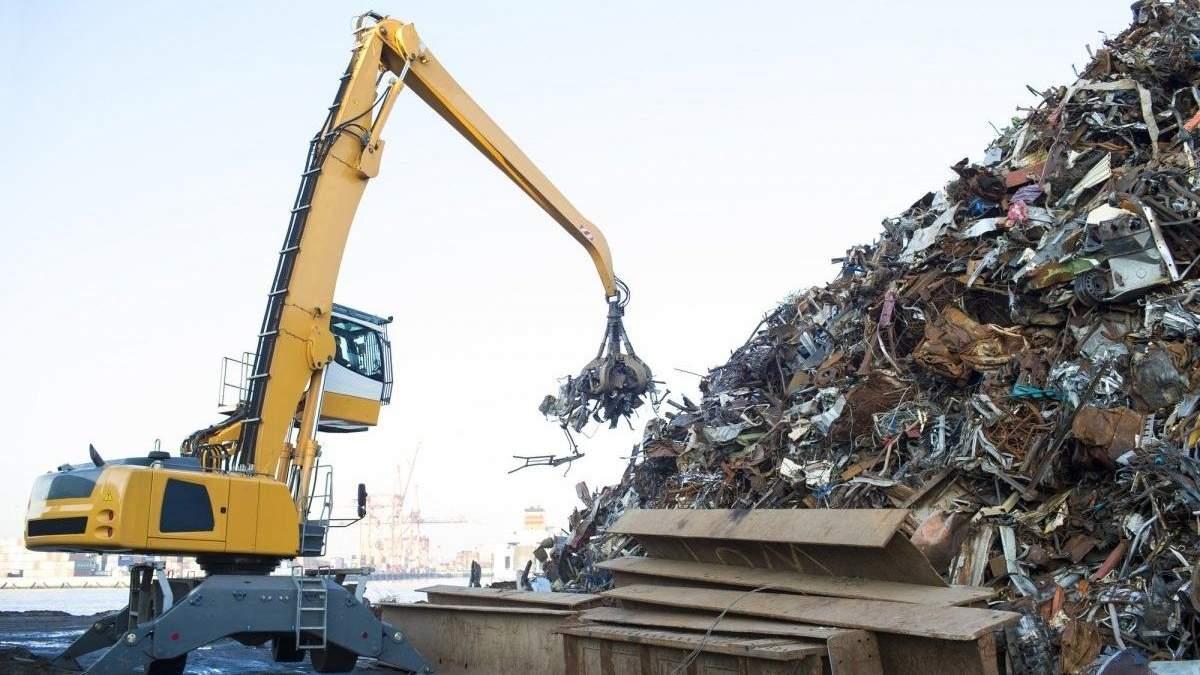 """Мито на експорт металобрухту є своєрідним """"щепленням стабільності"""" для економіки, – Ткаченко"""
