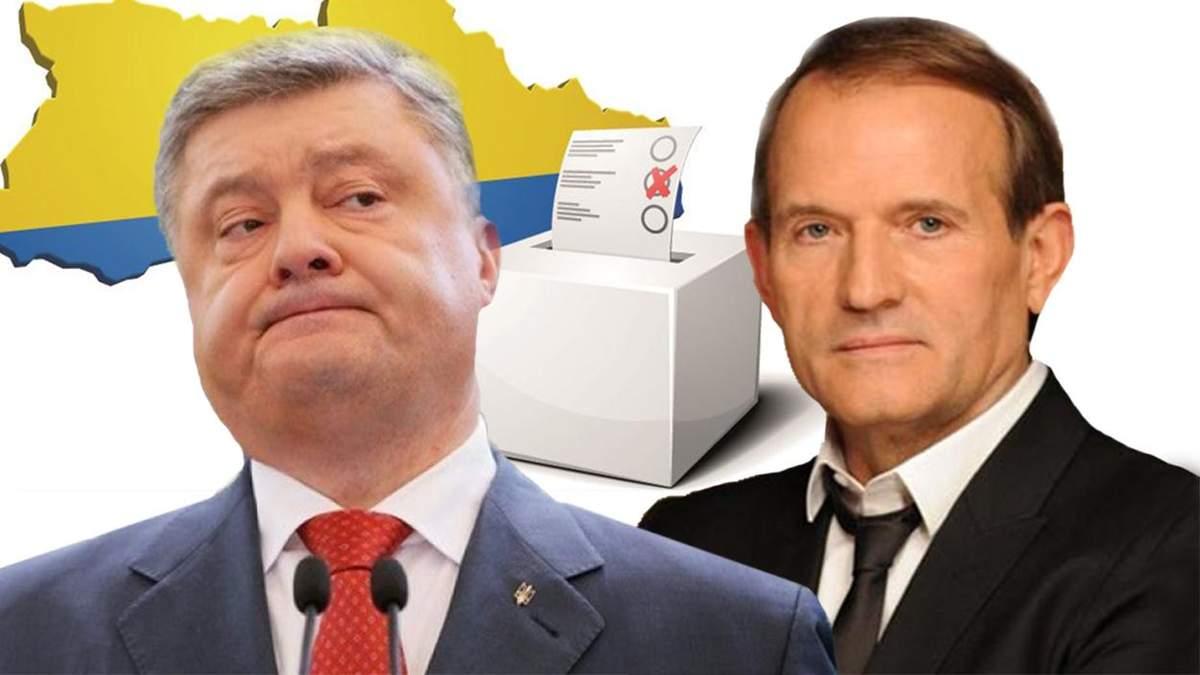 Медведчук готується до поразки Порошенка на виборах - 23 березня 2019 - Телеканал новин 24