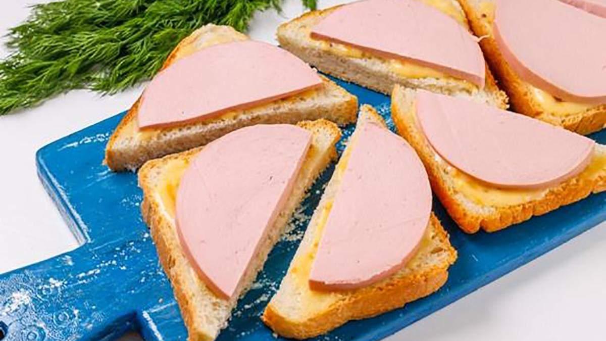 Де в Україні їдять найдорожчі бутерброди з ковбасою