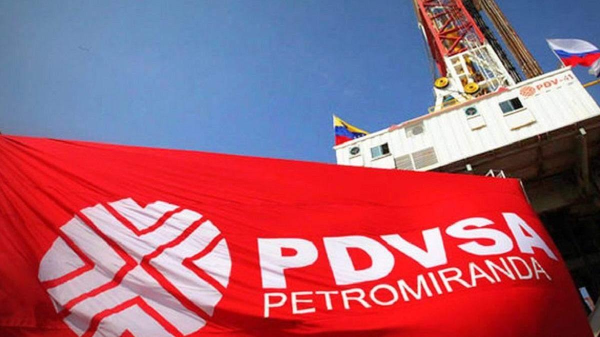 США пригрозили санкціями за торгівлю нафтою з Венесуелою