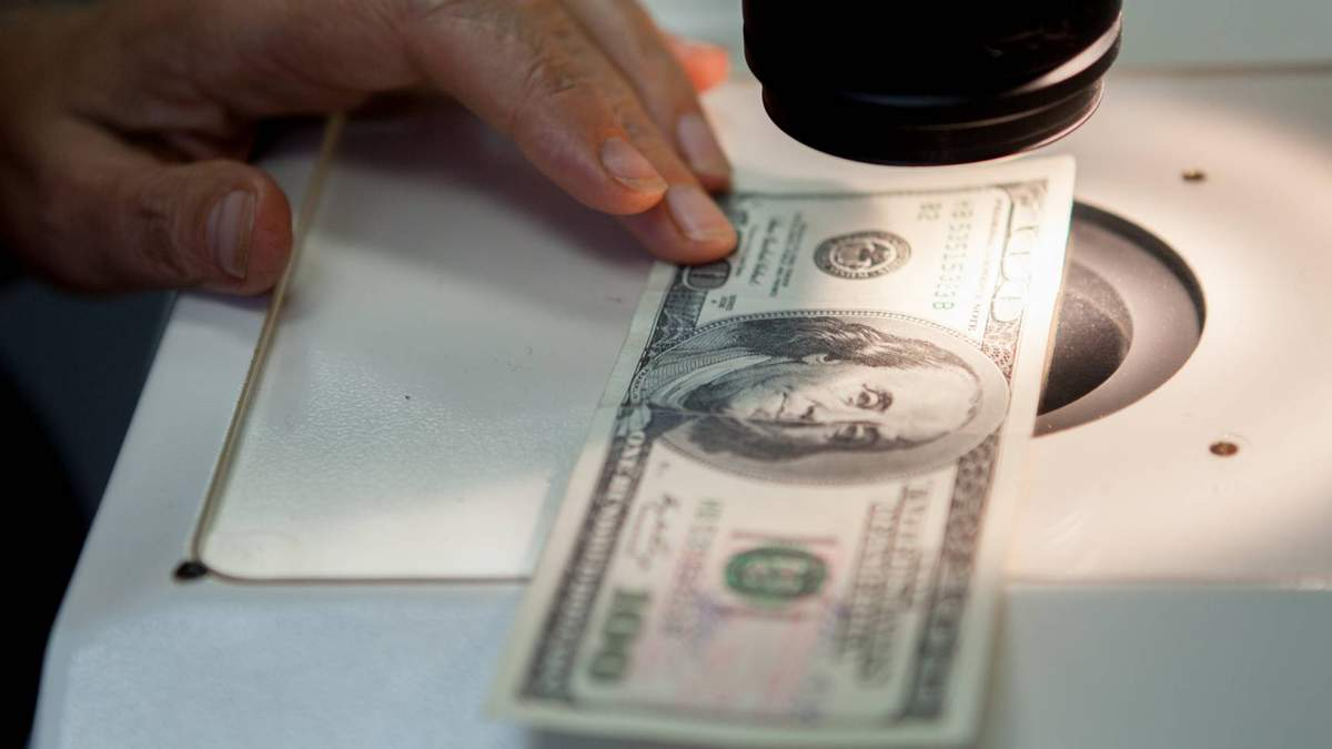 Наличный курс валют на  01.04.2019 - курс доллара и евро