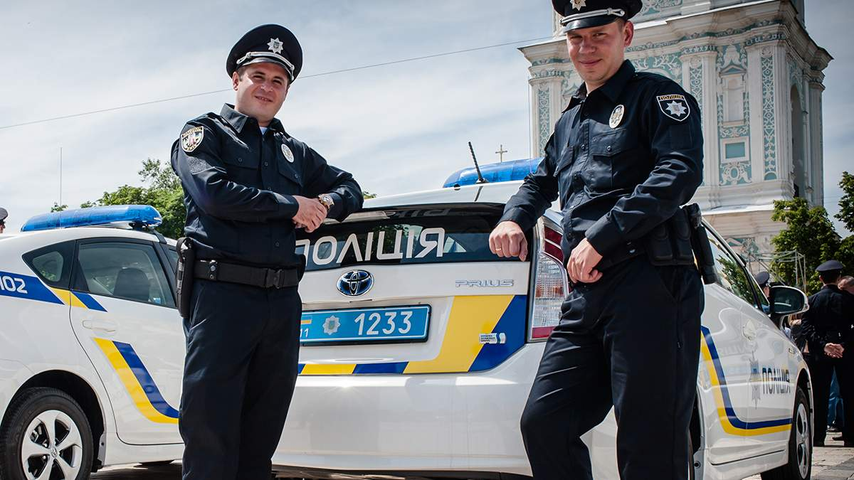 Патрульним поліцейським збільшили зарплати
