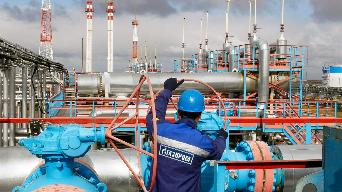 """У """"Газпромі"""" вирішили виділити більше газу для окупованого Донбасу"""