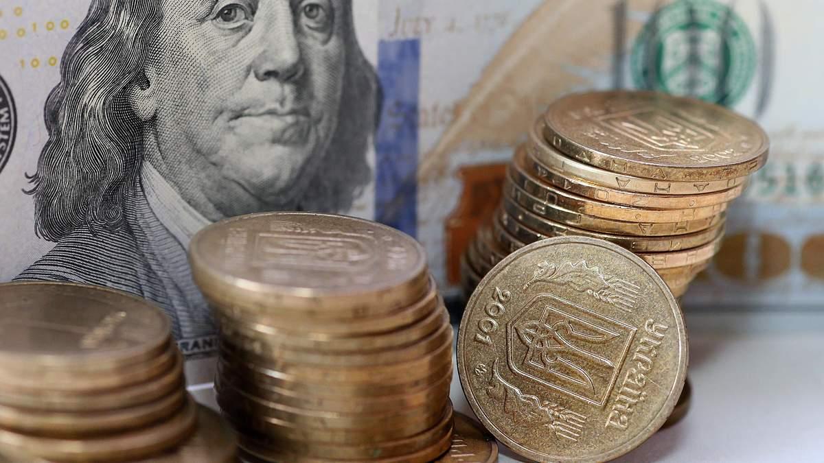 Курс валют на 22 квітня: долар і євро дорожчають