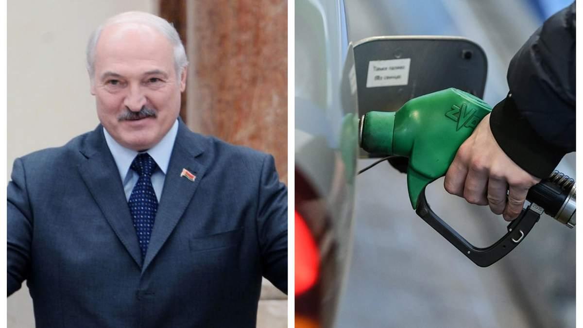 Білорусь частково відновила поставки в Україну бензину і дизпалива