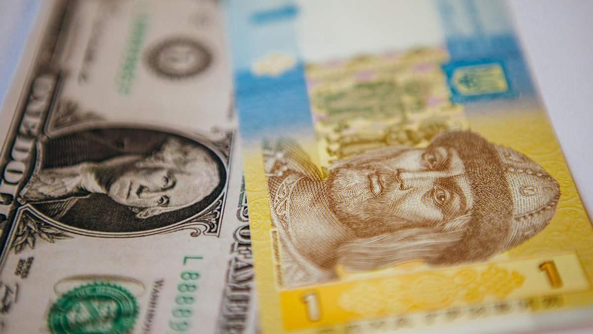 Готівковий курс валют – курс долара та євро на 1 липня 2019