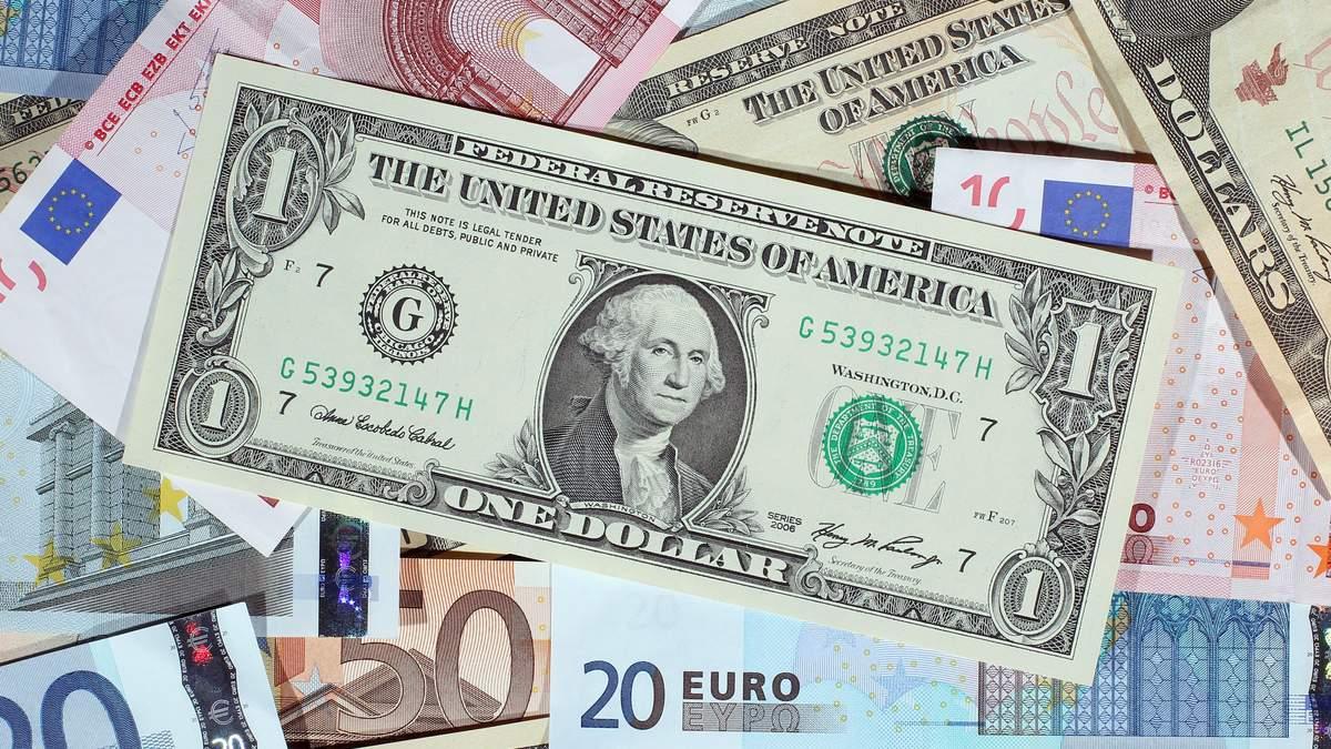 Наличный курс валют - курс доллара и евро на 2 июля 2019