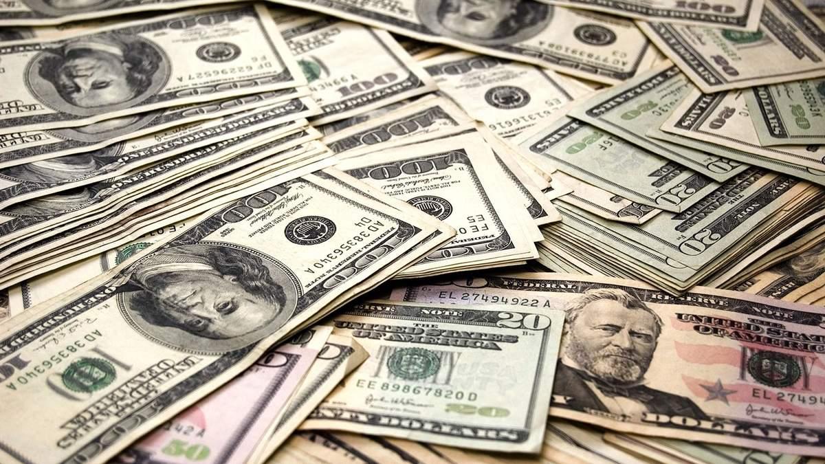 Курс долара, євро - курс валют НБУ на 3 липня 2019
