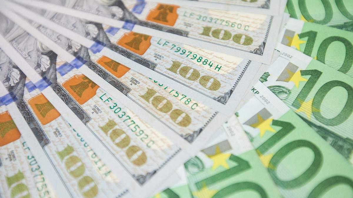 Курс долара, євро - курс валют НБУ на 11 липня 2019