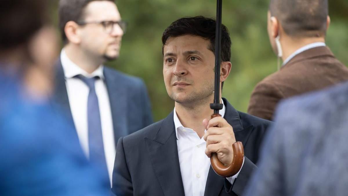 Чего украинцы ждут от Зеленского больше всего