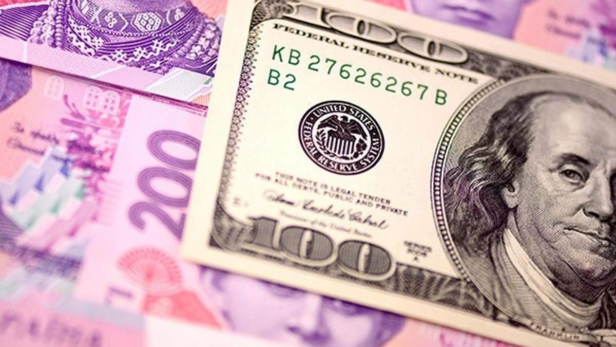 Курс долара, євро - курс валют НБУ на 12 липня 2019