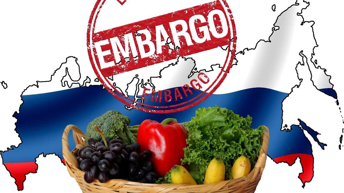 Заборону на ввезення до України російських товарів продовжили на 2020 рік