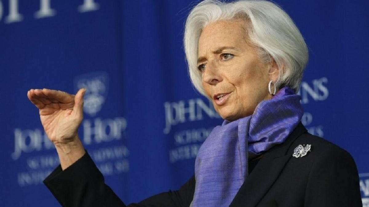 Глава Міжнародного валютного фонду іде у відставку