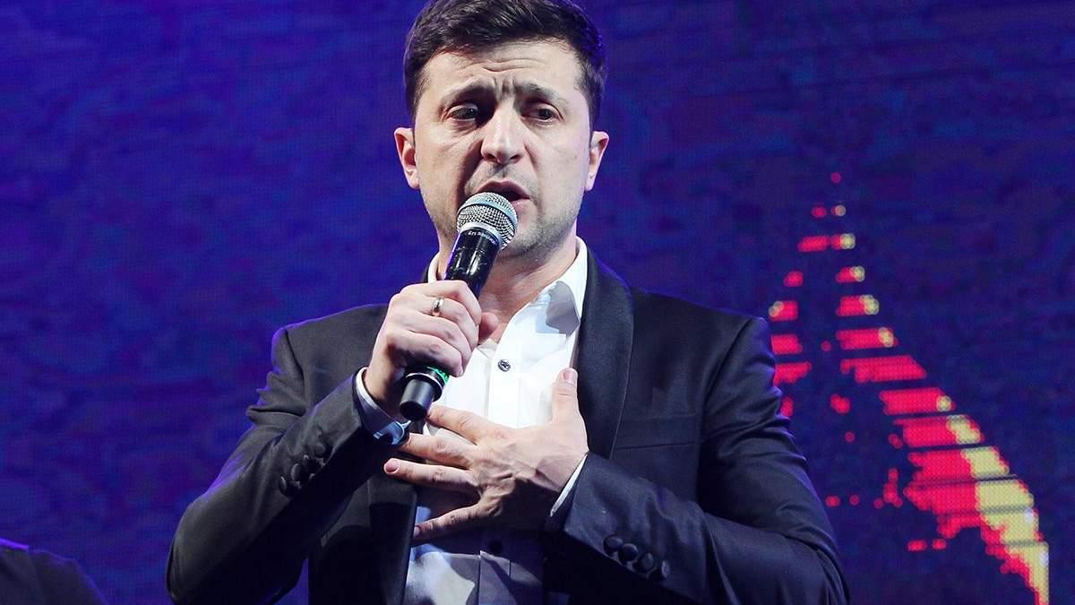 Зеленський записав відео до іноземних бізнесменів англійською мовою