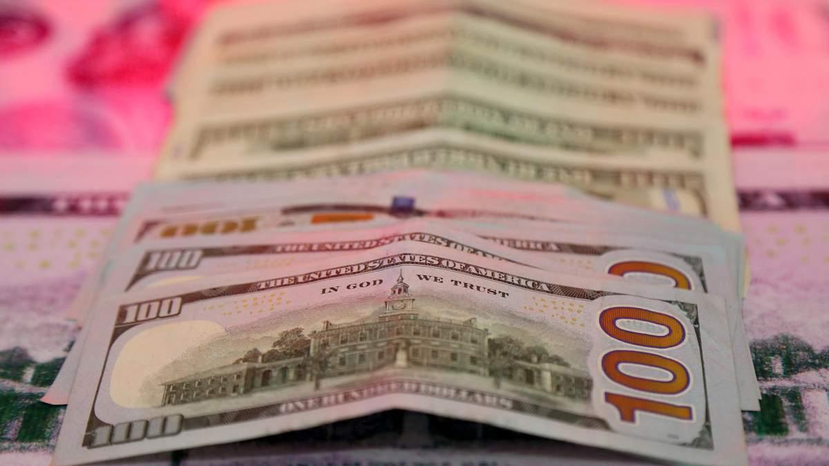 Готівковий курс валют – курс долара та євро на 19 липня 2019