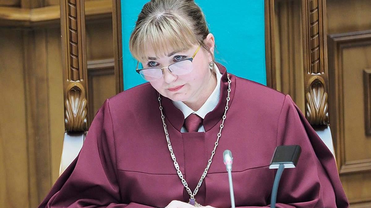 Какая зарплата у председателя Конституционного суда Шапталы