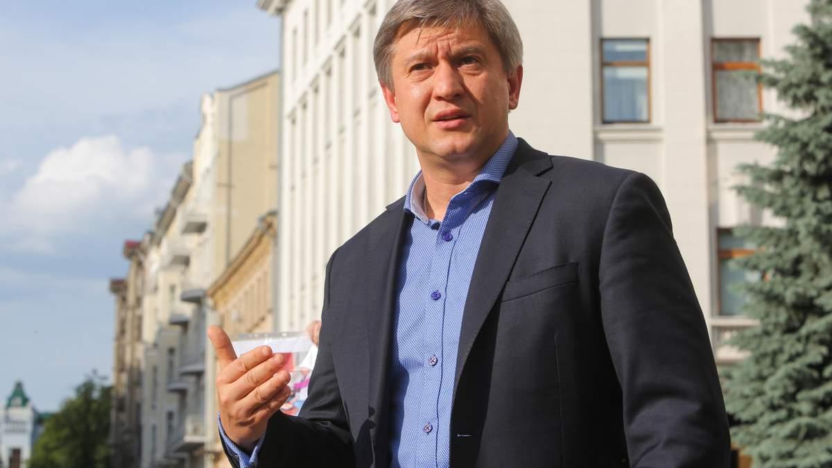 Данилюк хочет реформировать СНБО и не думает пока над премьерством