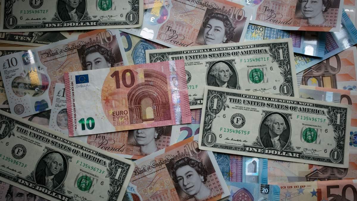 Курс доллара, евро – курс валют НБУ на 23 июля 2019