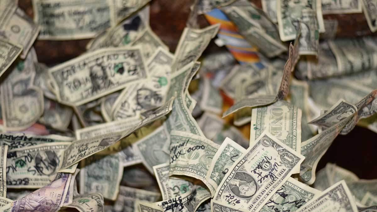 Готівковий курс валют – курс долара та євро на 22 липня 2019