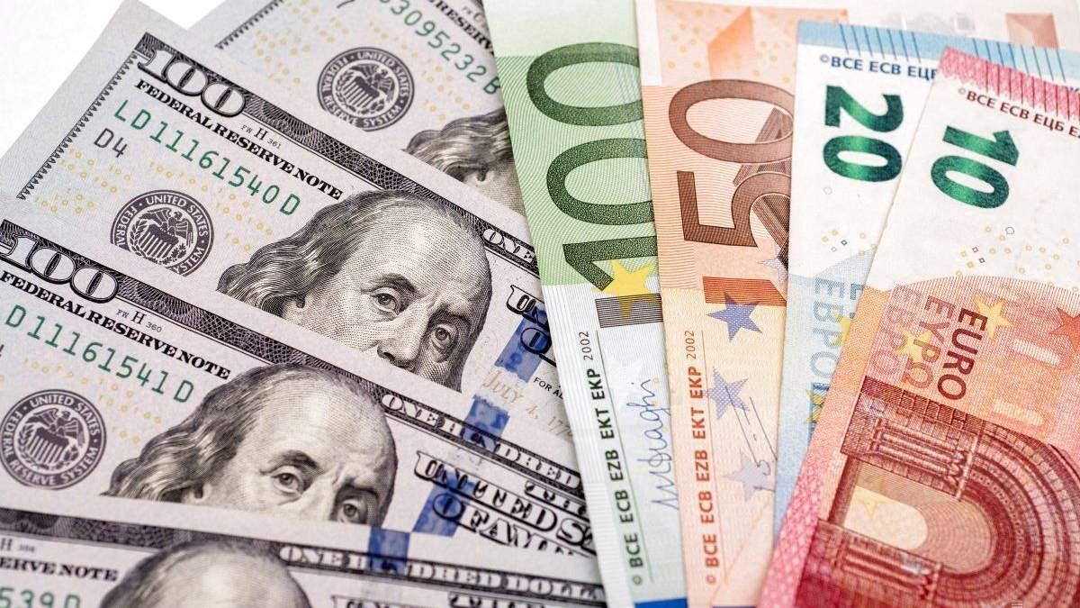 Курс доллара, евро – курс валют НБУ на 24 июля 2019