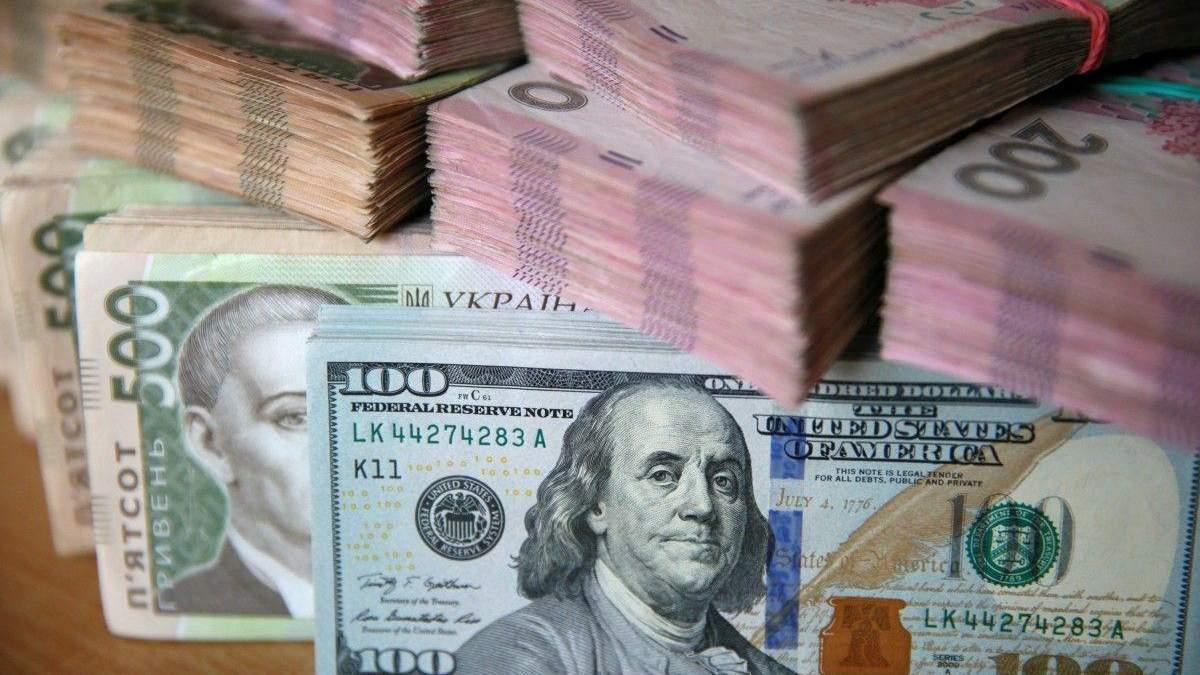 Курс долара, євро – курс валют НБУ на 26 липня 2019