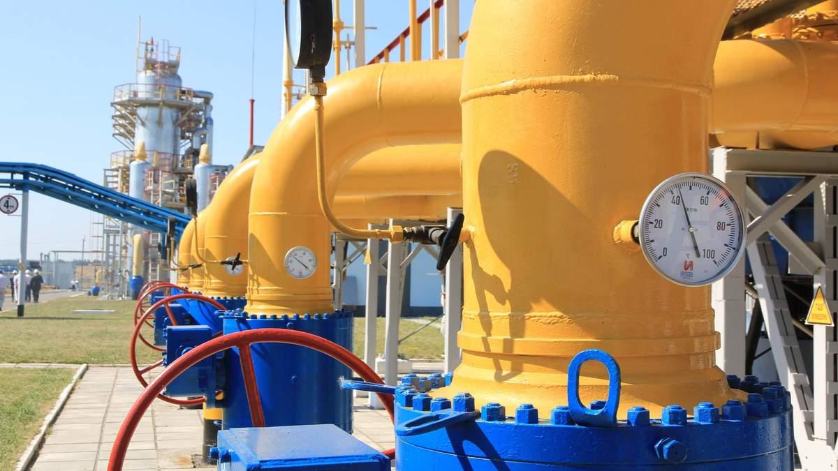 Молдова хочет покупать реверсный газ у Украины