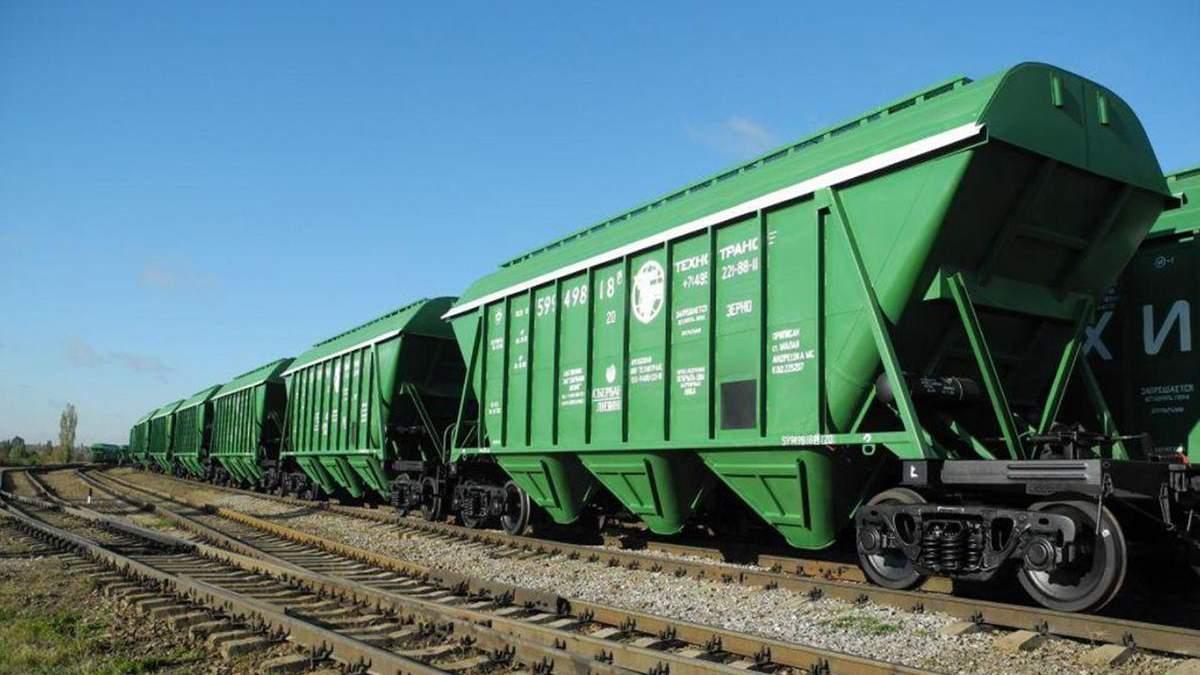 """Железнодорожный транзит из России может помешать """"Укрзализныце"""" вывезти урожай зерна"""