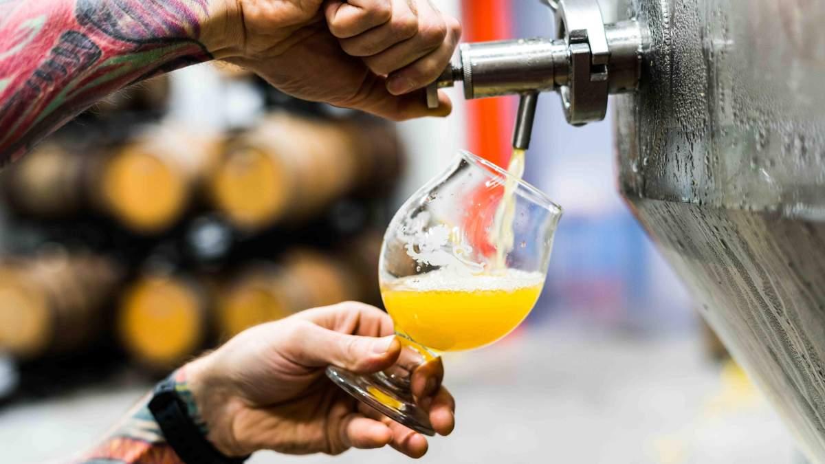 Пиво в Украине – 10 интересных фактов о пивоварении в Украине