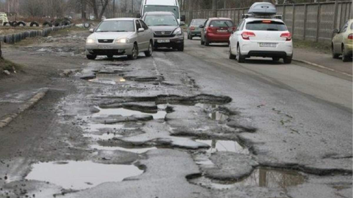 Омелян оцінив ремонт усіх доріг України у трильйон гривень