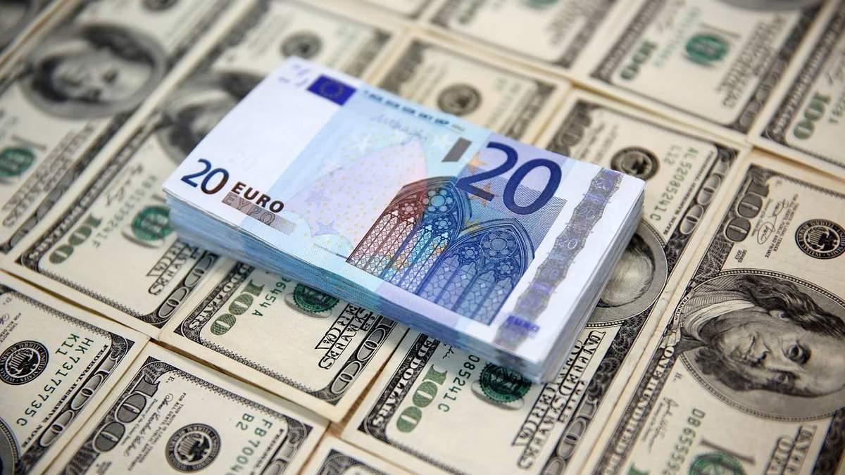 Курс валют від НБУ на 2 вересня: долар і євро синхронно йдуть донизу