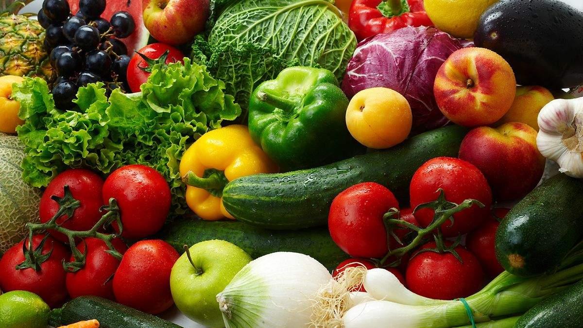 ЕС отказался от импорта украинских фруктов и овощей