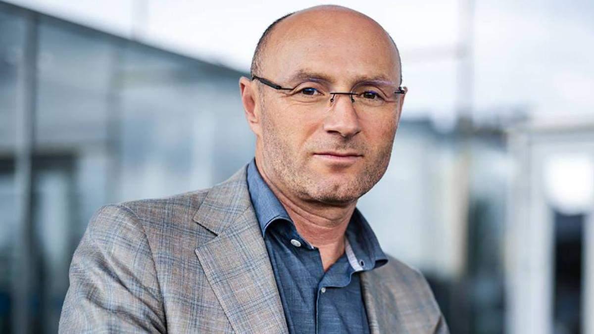Євгеній Дихне – біографія нового президента МАУ, що відомо
