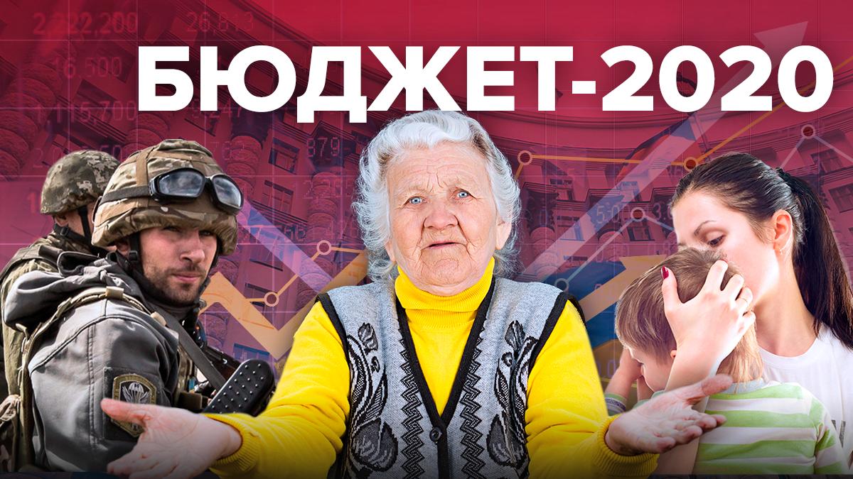 Бюджет 2020 Україна – текст проєкту бюджету на 2020 рік